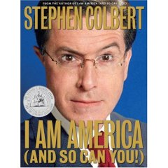 Stephen Colbert's new book