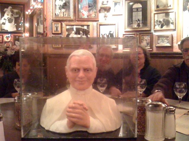 Pope Room, Buca di Beppo