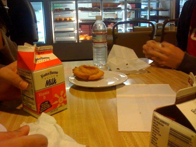 Donut Whee, Cupertino, 12:07 AM