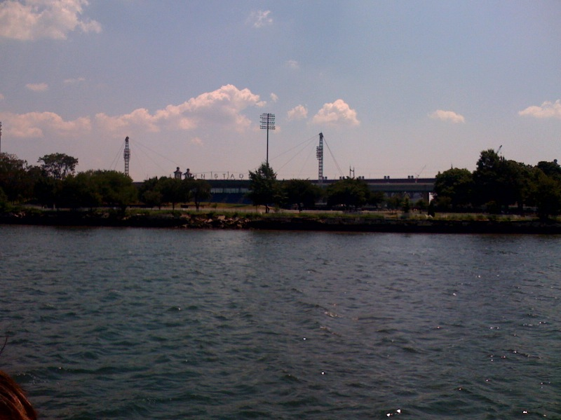Icahn Stadium, Randalls Island