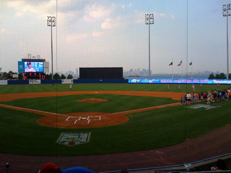 Staten Island ballpark