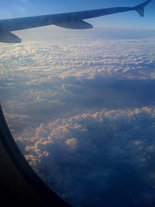 Kansas @36000 feet