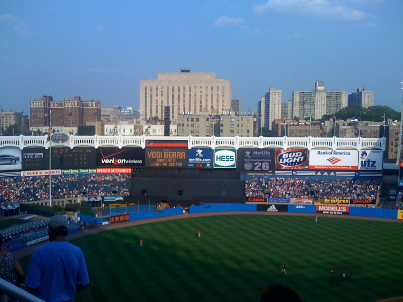 Yankee Stadium & The Bronx